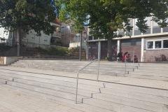 Rathausplatz, Neckarweihingen