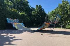Skateplatz, Oststadt