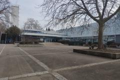 Stadionbad, Oststadt